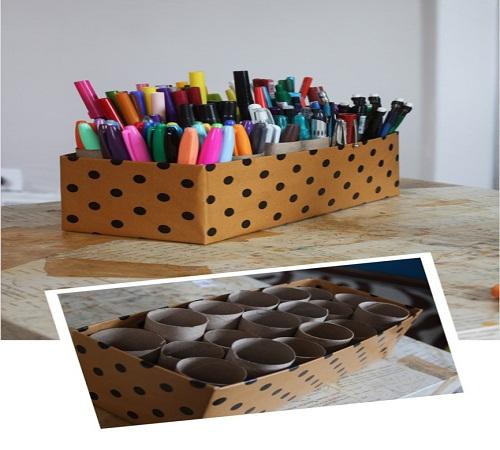 tempat-pensil-karton-bekas-tisu