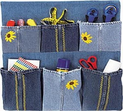 organizer jeans bekas