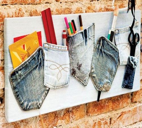 organizer jeans bekas 2