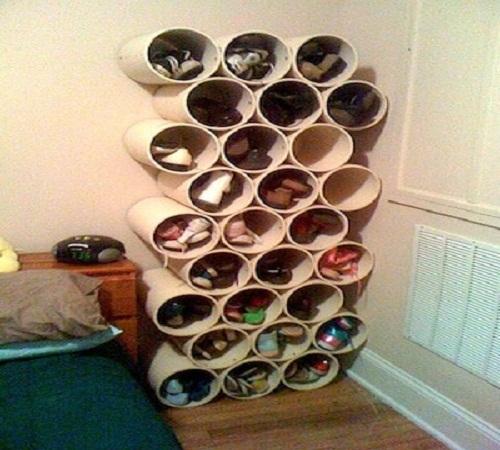 Rak-sepatu-paralon