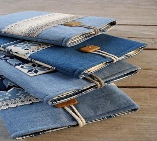 tempat hp jeans bekas