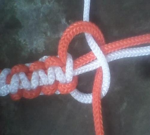 membuat sendiri gelang dari tali kur 5