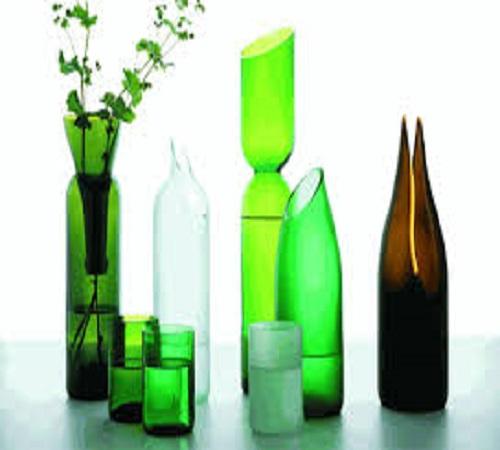 Cara Mudah Memotong Botol Kaca dengan Benang Wol