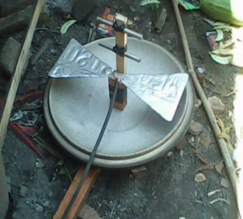cara-membuat-antena-tutup-panci
