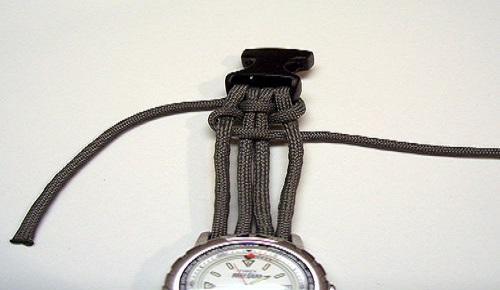 jam tangan tali paracord 3