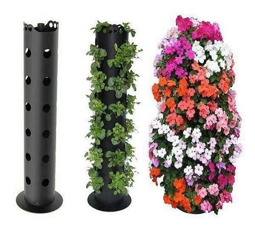 pot bunga dari pipa PVC