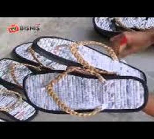 sandal-koran-bekas