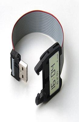 Timeless USB Watch