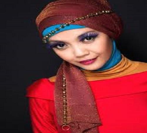 Aksesoris Jilbab Headband dari Manik-Manik 1