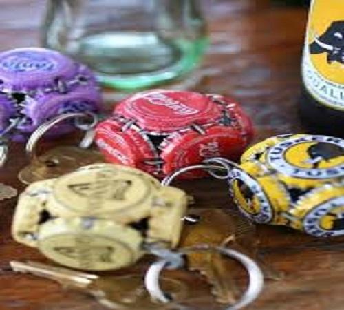 Gantungan-Kunci-Tutup-Botol-bekas