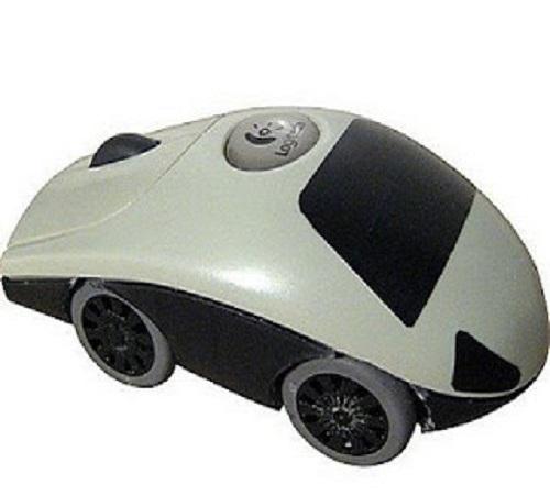 daur ulang mouse bekas menjadi mobil