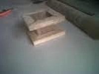 kerajinan tangan asbak dari kayu 2