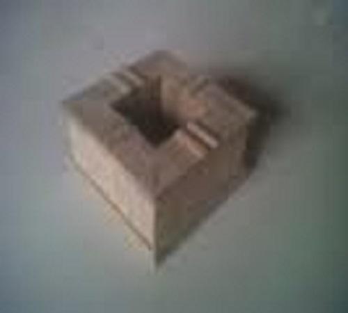 kerajinan tangan asbak dari kayu