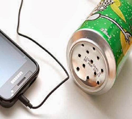 Ide Kreatif Membuat Speaker HP dari Barang Bekas 10