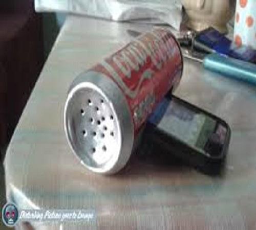 Ide Kreatif Membuat Speaker HP dari Barang Bekas 11