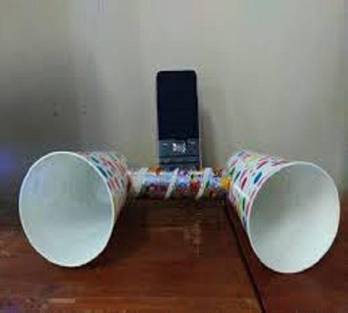 Ide Kreatif Membuat Speaker HP dari Barang Bekas 3