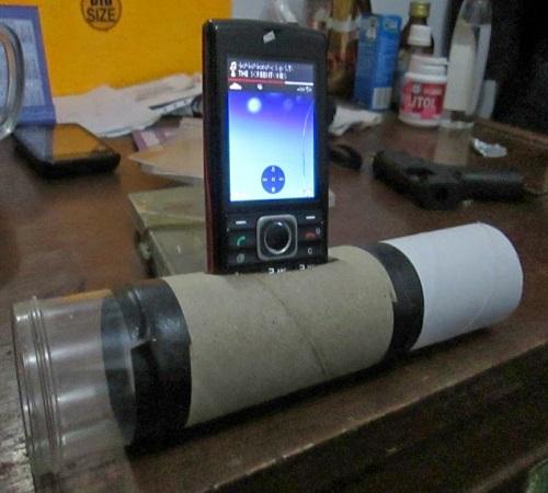 Ide Kreatif Membuat Speaker HP dari Barang Bekas 5