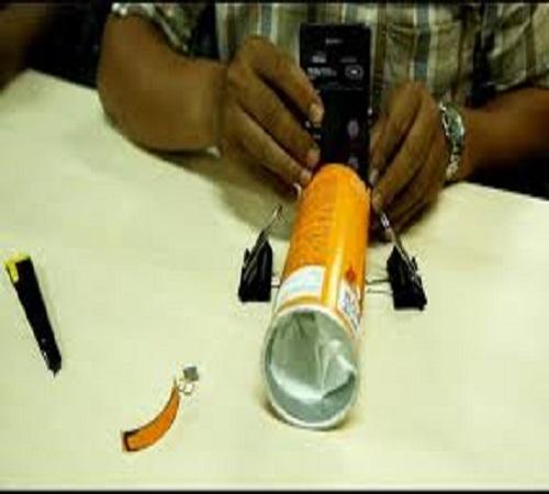 Ide Kreatif Membuat Speaker HP dari Barang Bekas 6