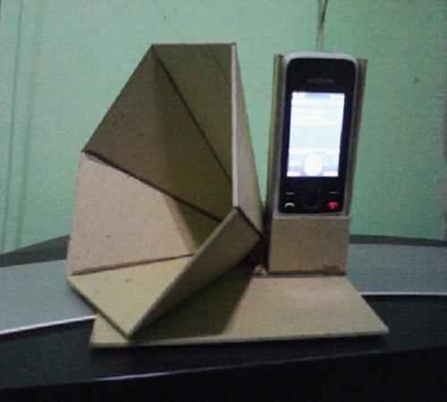 Ide Kreatif Membuat Speaker HP dari Barang Bekas 8
