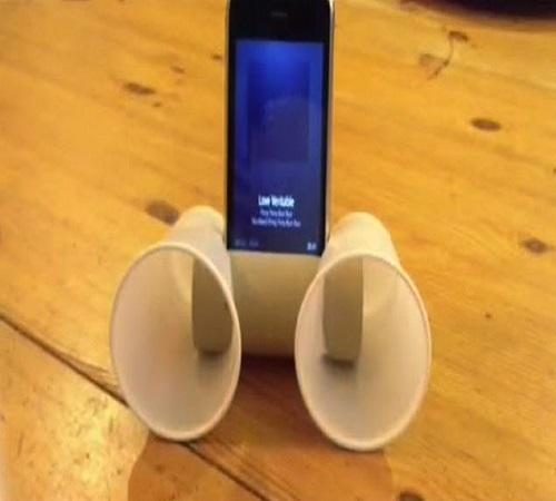 Ide Kreatif Membuat Speaker HP dari Barang Bekas