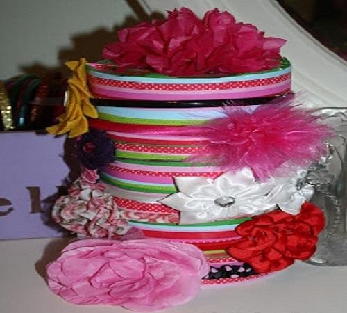 Cara Membuat Headband Holder Sederhana dari Kaleng Bekas Oatmeal