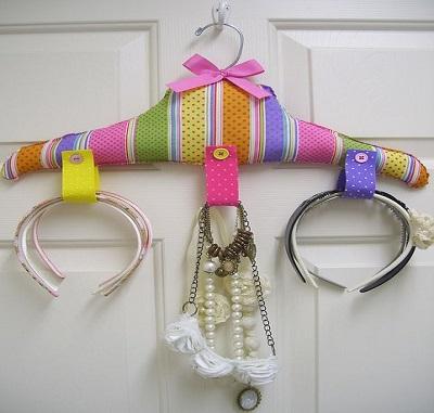 DIY headband holder 5