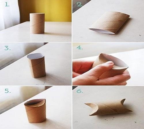 Kado Imut dari Karton Bekas Tisu Gulung atau Roll untuk Sahabat atau Orang Tersayang 1