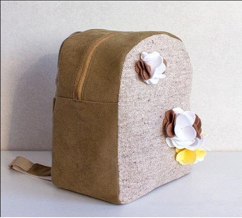 membuat tas punggung atau ransel