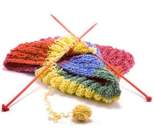 apa itu rajut knitting