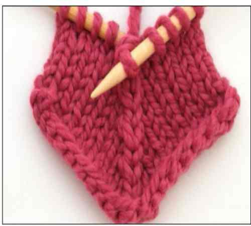 Panduan Merajut Tusuk Dasar Pengurangan Rajut Knitting