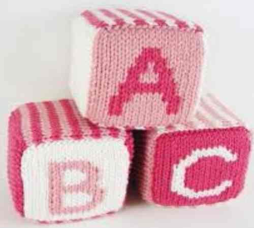 Berbagai Pola Dasar Rajut Knitting Sederhana
