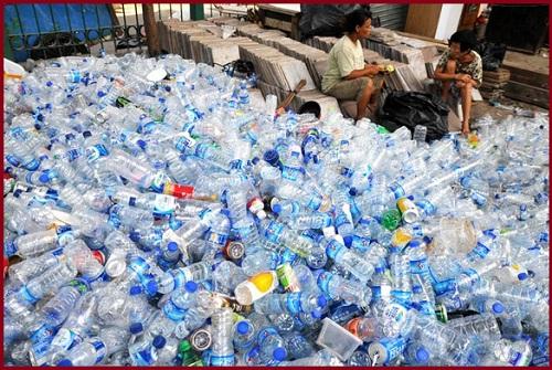 71 Ide Kreatif Daur Ulang Barang Bekas Dari Botol Plastik  e6339cdfb2
