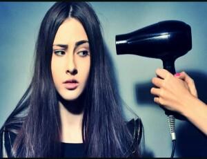 Tutorial Cara Keramas dan Menggunakan Hair Dryer (Alat Pengering Rambut)